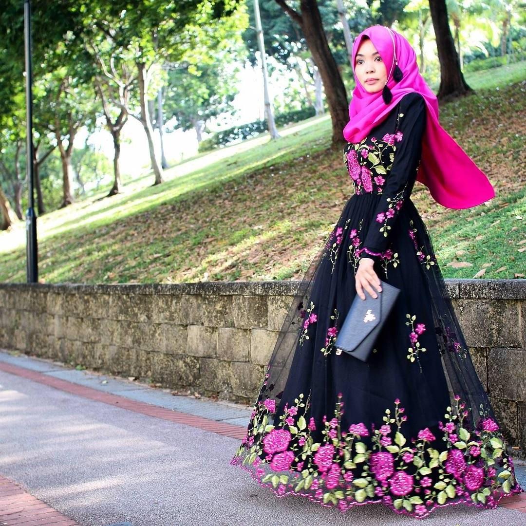 Model Fashion Muslimah Remaja Etdg 40 Inspirasi Desain Busana Muslim Remaja Terbaru 2018