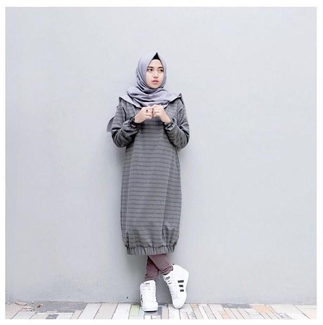 Model Fashion Muslimah Remaja O2d5 30 Koleksi Fashion Hijab Remaja 2018 Gaya Masa Kini