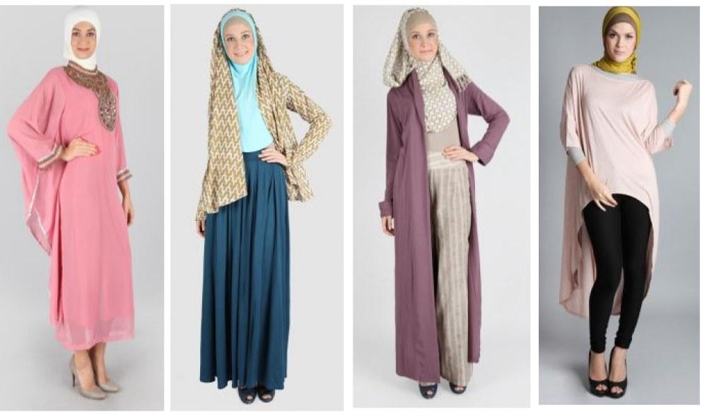 Model Fashion Muslimah Terkini Q0d4 Item Fashion Yang Menjadi Trend Muslimah Terkini