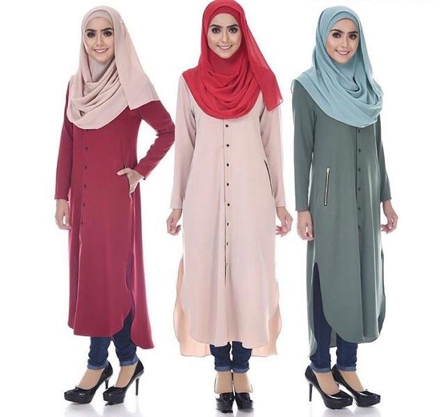 Model Fashion Muslimah Terkini U3dh Apakah Fesyen Terkini Remaja