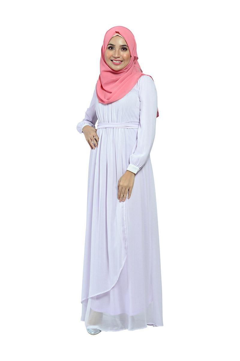 Model Fashion Muslimah Terkini Xtd6 Dress Muslimah Terkini