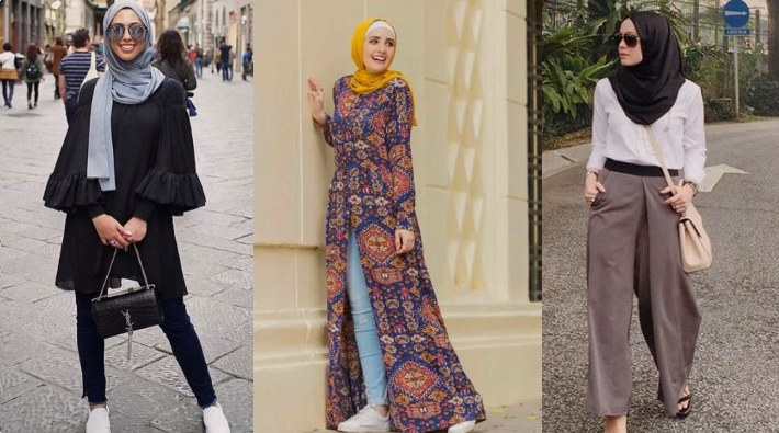 Model Gaya Baju Lebaran 2019 Q0d4 11 Trend Busana Muslim 2019 Yang Wajib Kamu Coba Dans Media