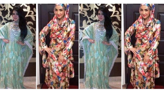 Model Gaya Baju Lebaran O2d5 Inspirasi Baju Lebaran Dari Gaya Busana Syahrini & ashanti