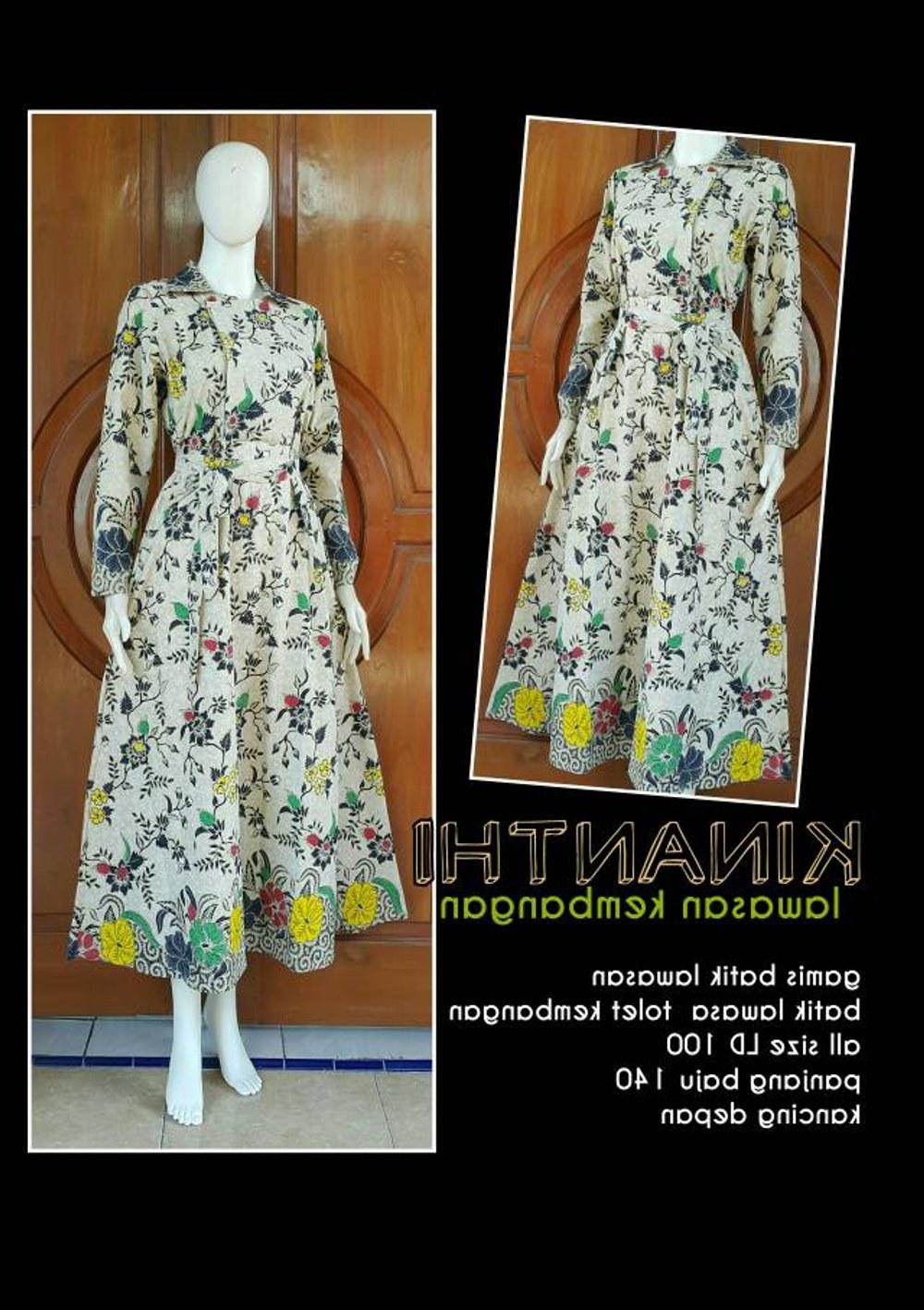 Model Grosir Baju Lebaran Dwdk Jual Gamis Kinanthi Gamis Batik Couple Grosir Model Baju