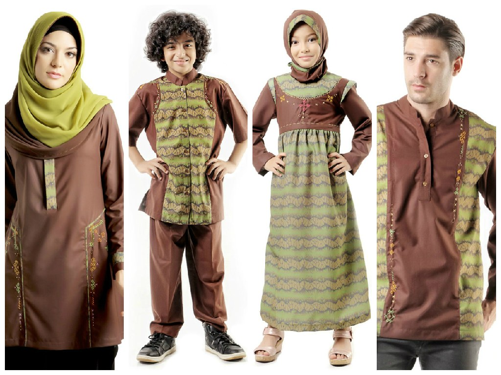 Model Grosir Baju Lebaran Qwdq Model Baju Lebaran Keluarga Terbaru Tahun 2016