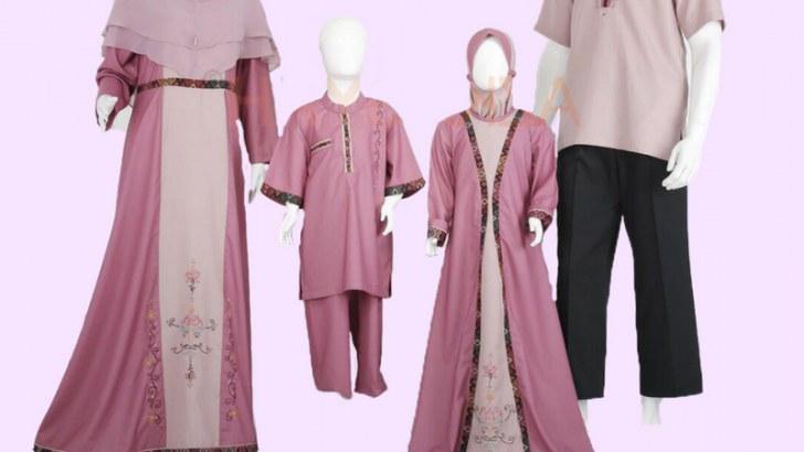 Model Inspirasi Baju Lebaran Keluarga 87dx Inspirasi Busana Muslim Keluarga Untuk Lebaran Rumah Zahirah