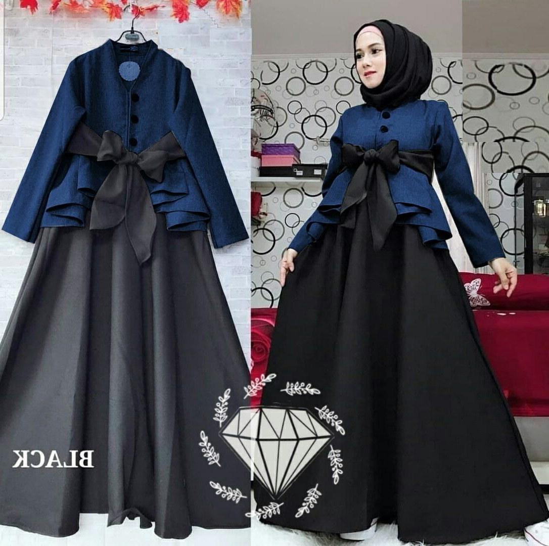 Model Lazada Baju Lebaran Wanita 9fdy Jual Baju Muslim Wanita