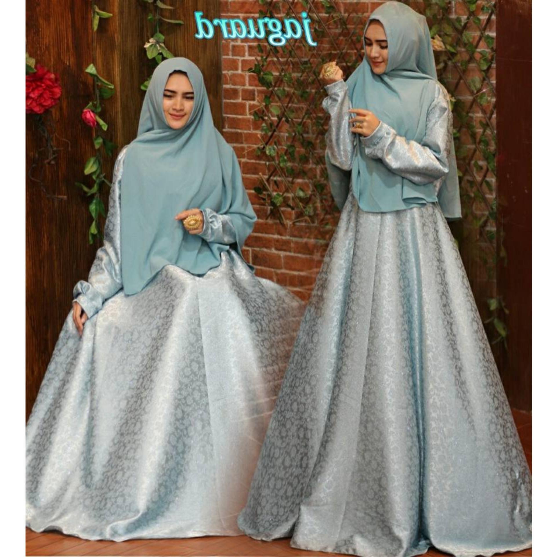 Model Lazada Baju Lebaran Wanita E9dx Baju Muslim Wanita Model Terbaru