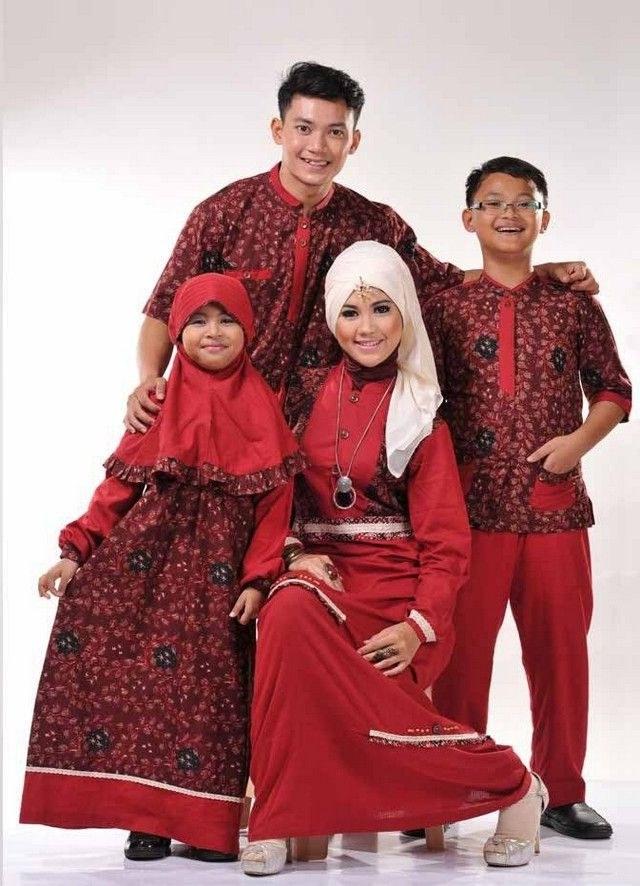 Model Model Baju Lebaran Keluarga 2018 4pde 25 Koleksi Model Baju Lebaran Keluarga 2018 Terbaru Dan