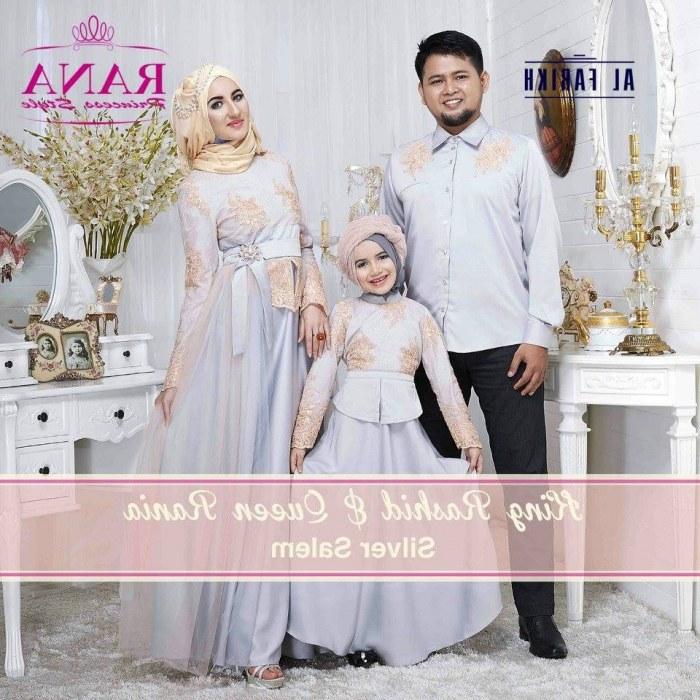 Model Model Baju Lebaran Keluarga 2018 Tldn 15 Baju Lebaran Keluarga Artis Modern