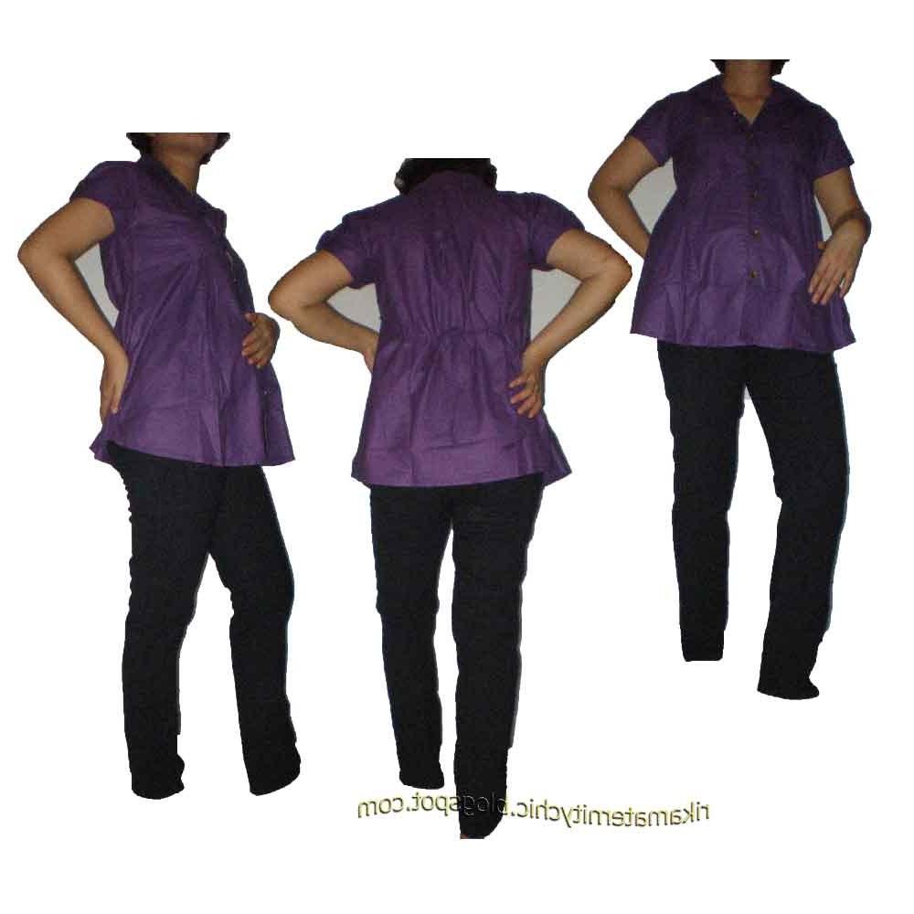 Model Model Baju Lebaran Untuk Ibu Menyusui H9d9 Kebaya Untuk Ibu Menyusui Yokodwi