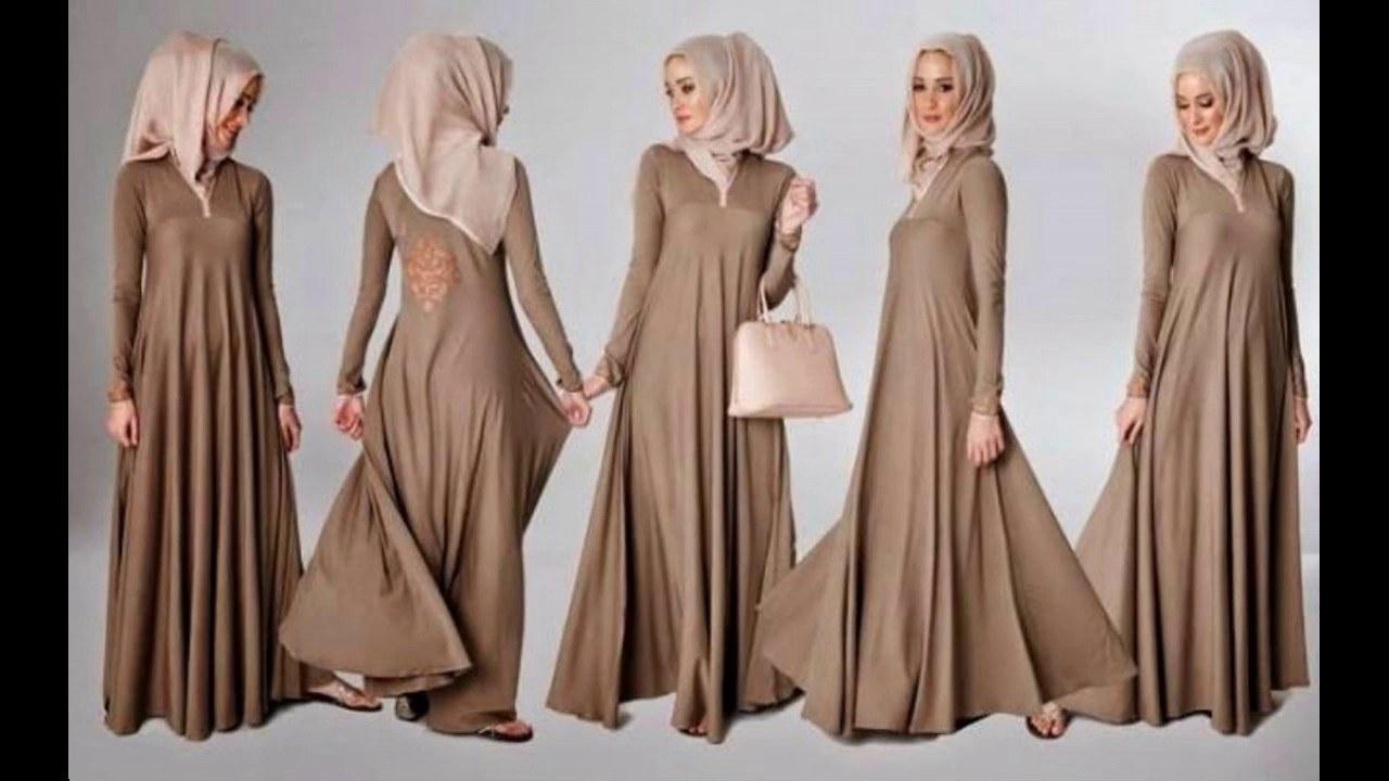 Model Model Baju Lebaran Yang Terbaru T8dj Baju Muslim Terbaru Untuk Lebaran