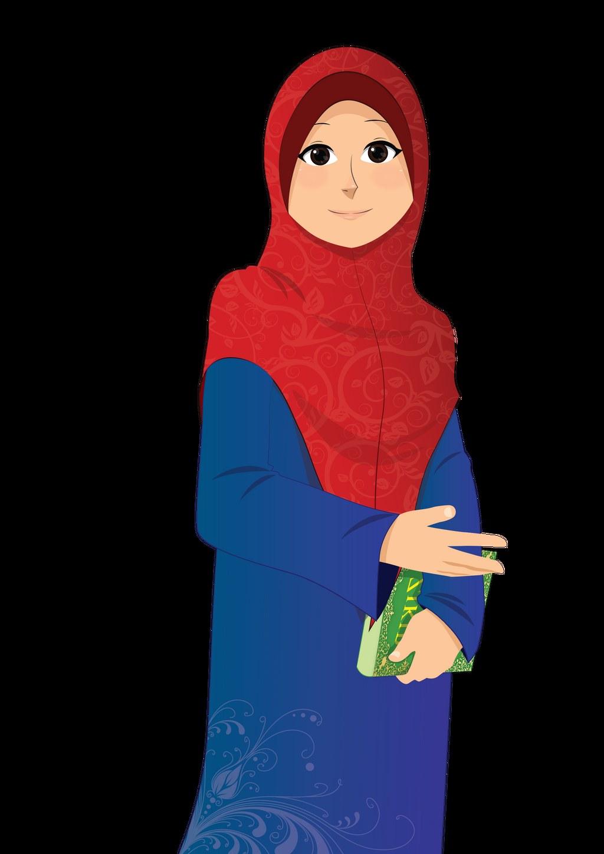 Model Muslimah Kartun Png Tqd3 Muslimah 2 D by 3aartclub On Deviantart