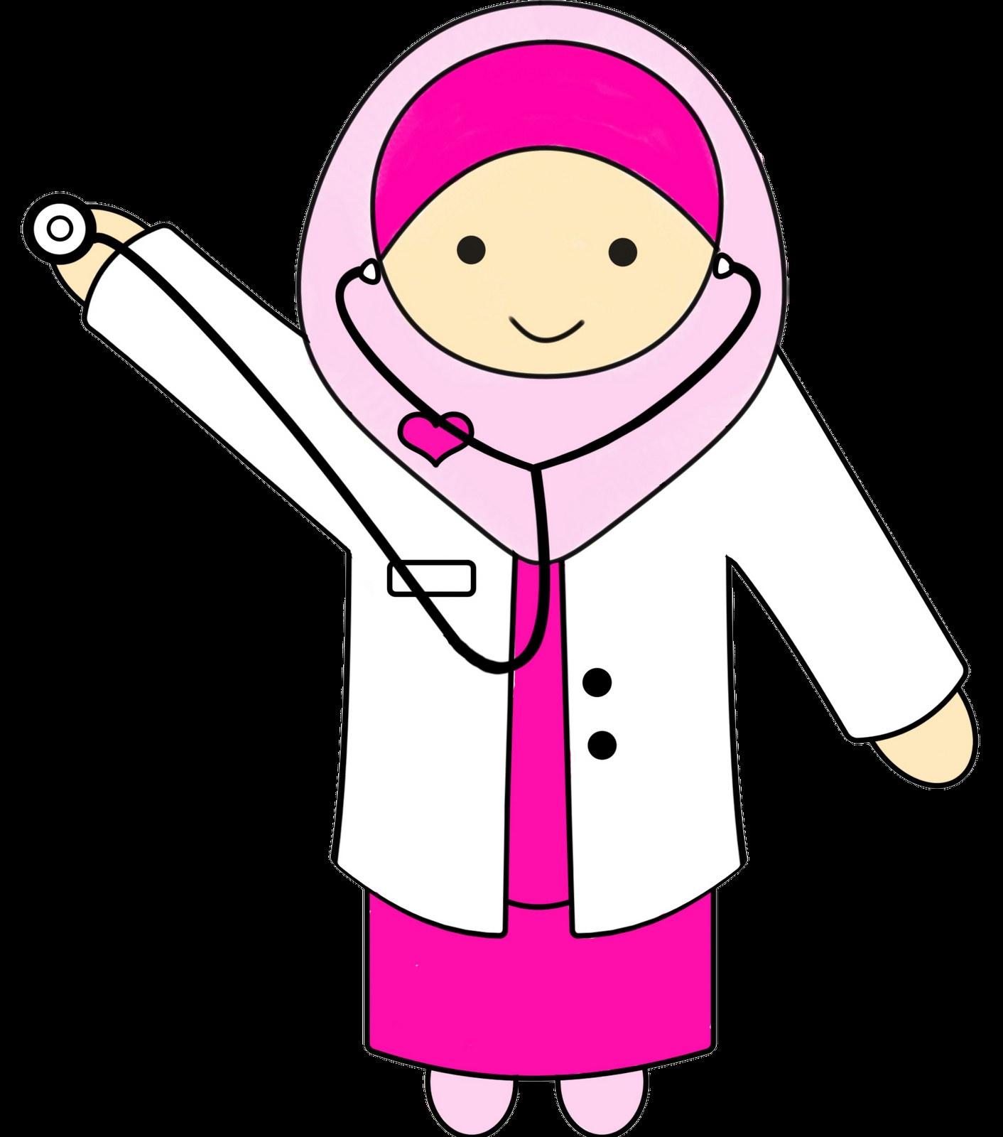 Model Muslimah Kartun Png Zwd9 Gambar Kartun Muslimah El Terbaru