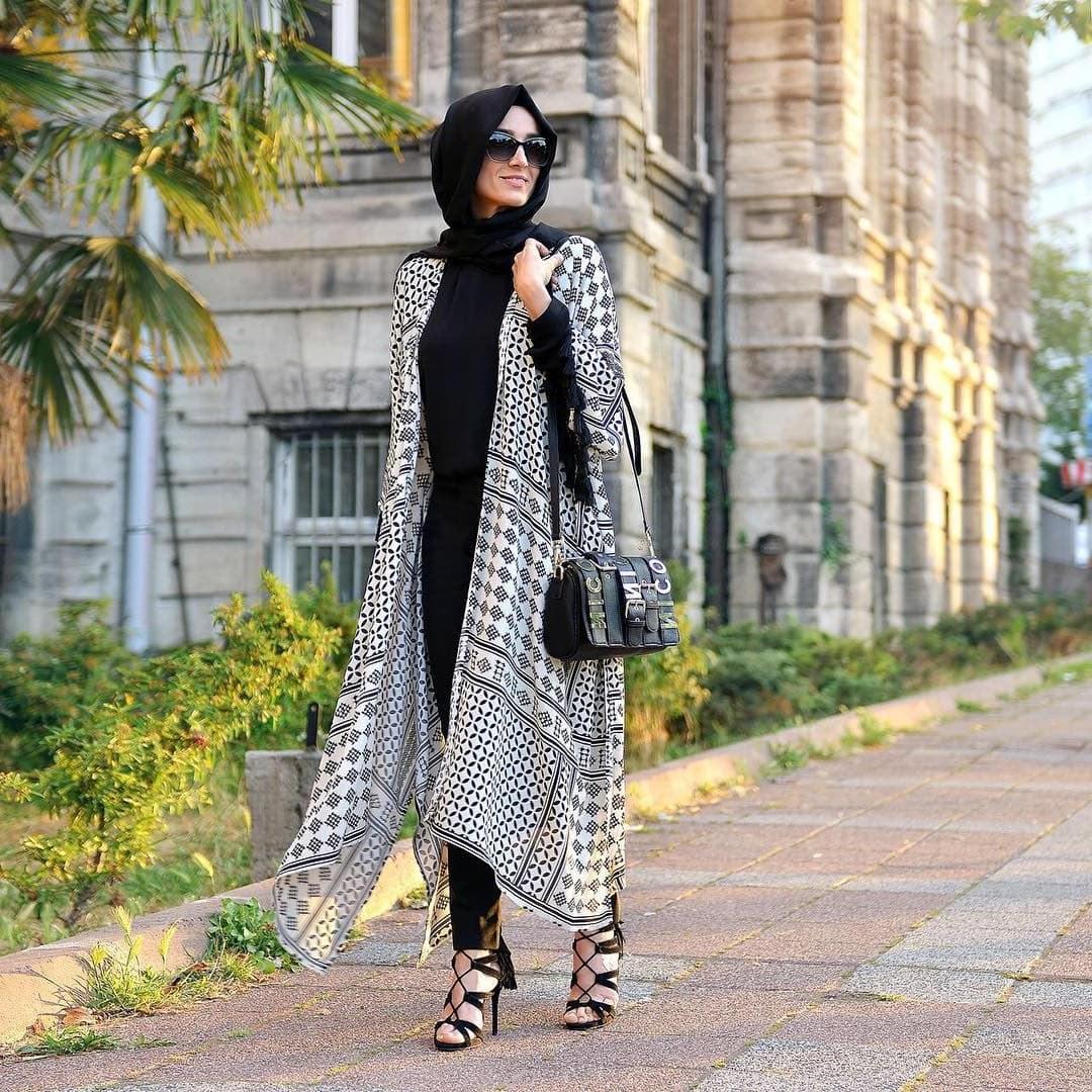Model Referensi Baju Lebaran 9fdy 50 Model Hijab Terbaru Masa Kini 2019 Simple Modern