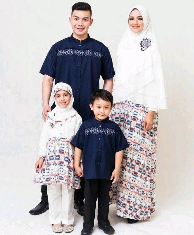 Model Rekomendasi Baju Lebaran Keluarga Txdf Baju Lebaran 2018 Keluarga Baju Lebaran Couple 2018
