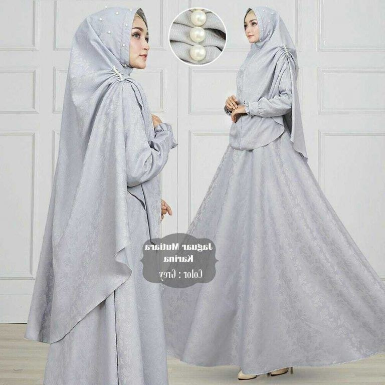 Model Trend Baju Lebaran H9d9 Trend Baju Lebaran Terbaru 2018 Karina Abu Model Baju