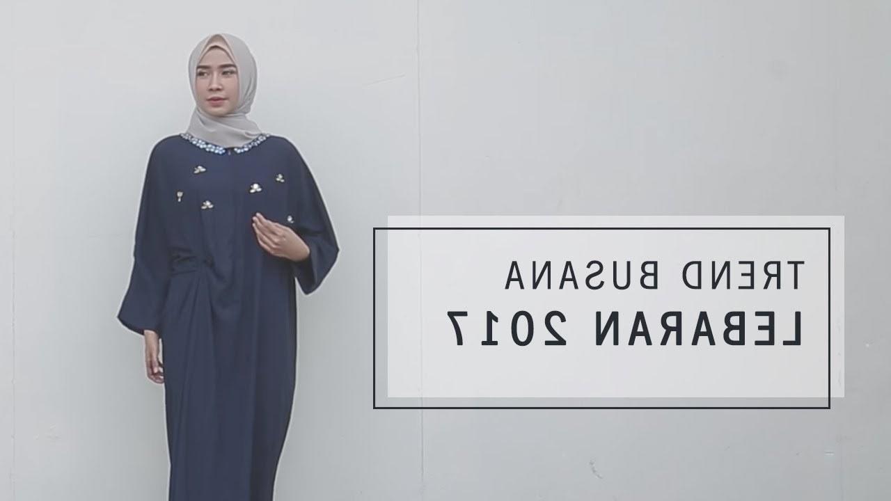 Model Trend Baju Lebaran Jxdu Trend Busana Lebaran 2017