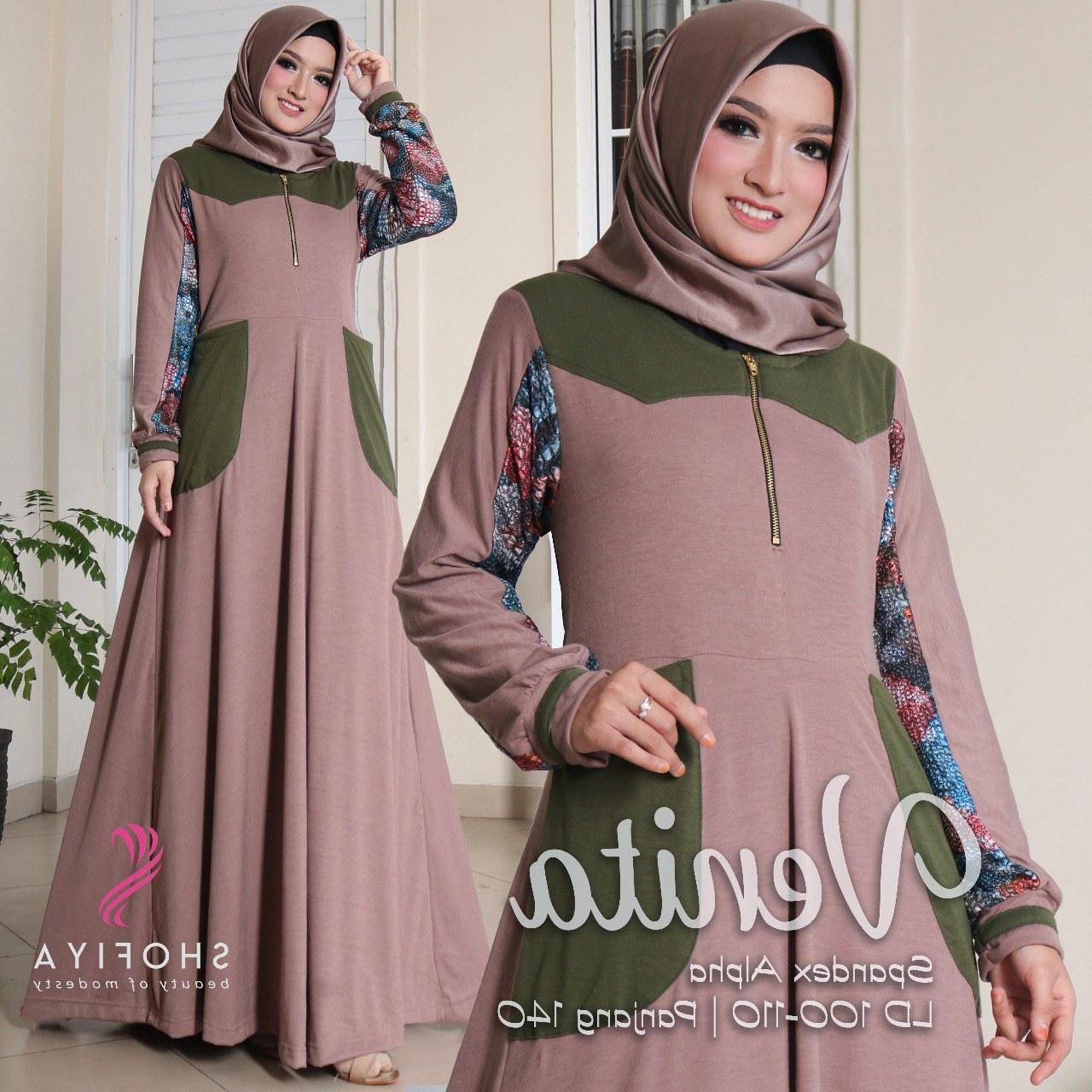 Model Trend Baju Lebaran Sekarang 9ddf Baju Gamis Terbaru Lebaran Wa 0811 5131 482