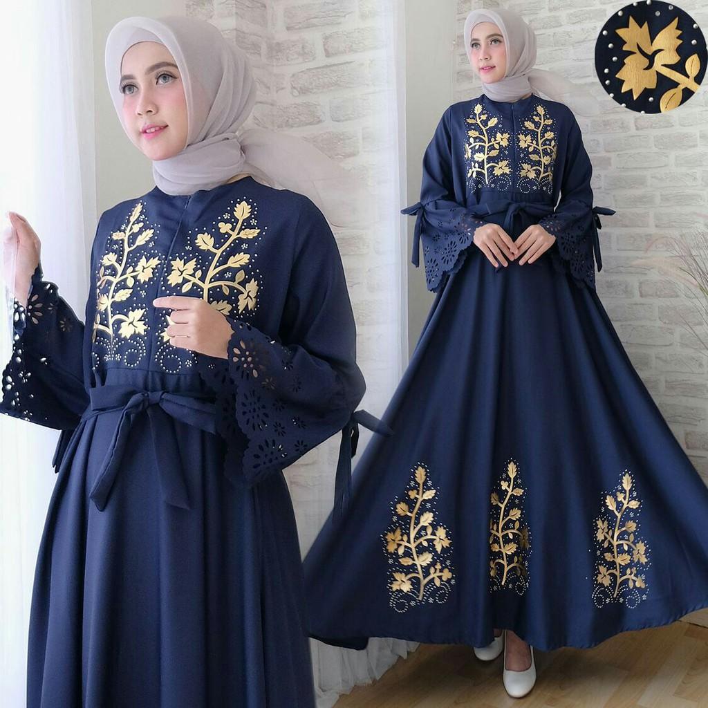 Baju-Muslim-Terbaru-2018-DILA01-Busana-Modern-untuk-Wanita-Remaja.jpg