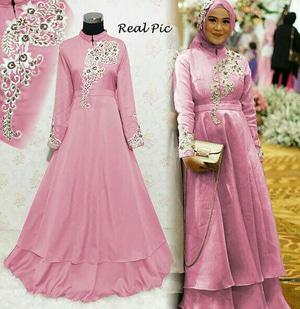 Model-Baju-Muslim-Untuk-Pesta-Perkawinan-Rania-pink.jpg