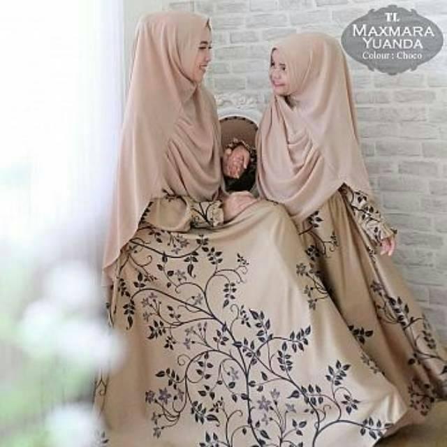 Model-baju-gamis-couple-modern-maxmara-yuanda-syari-ibu-anak-choco.jpg