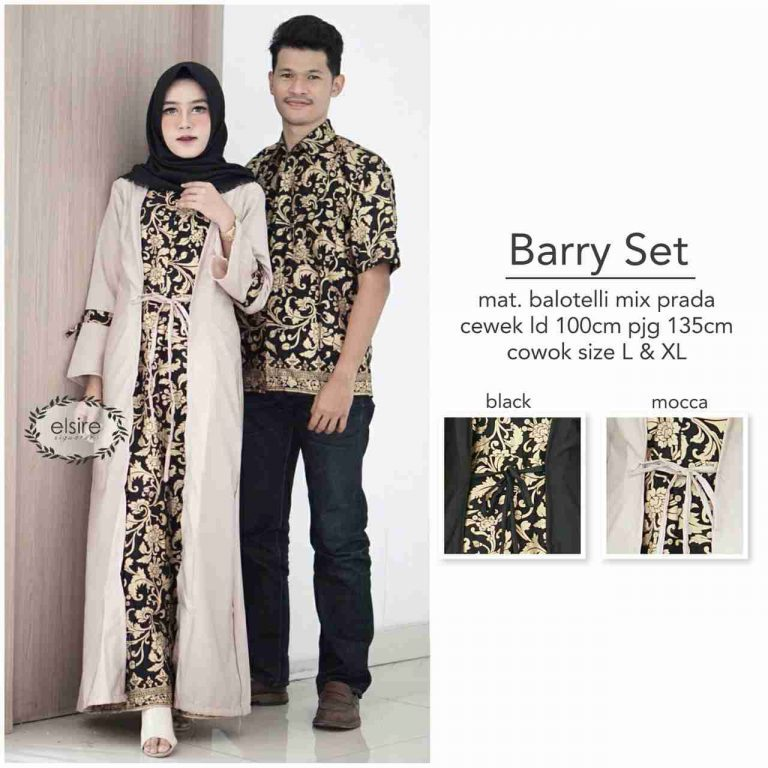 Model-Baju-Couple-Gamis-Muslim-2019-barry-set-Moka.jpg