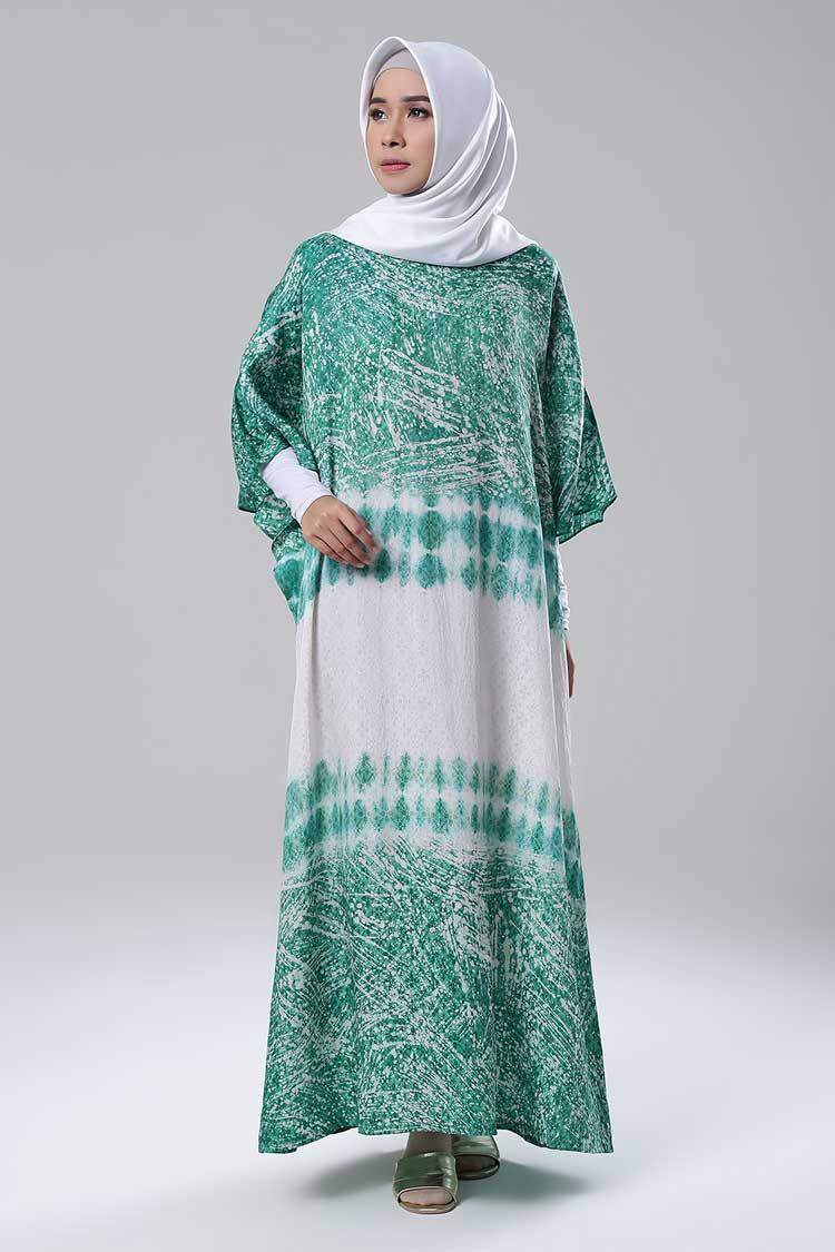 Desain Baju Gamis Batik Terbaru - Ragam Muslim