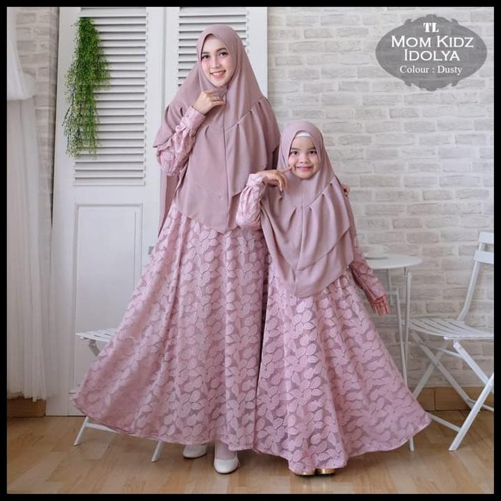 New_Collection_Baju_Busana_Muslim_Gamis_Couple_Ibu_dan_Anak_.jpg