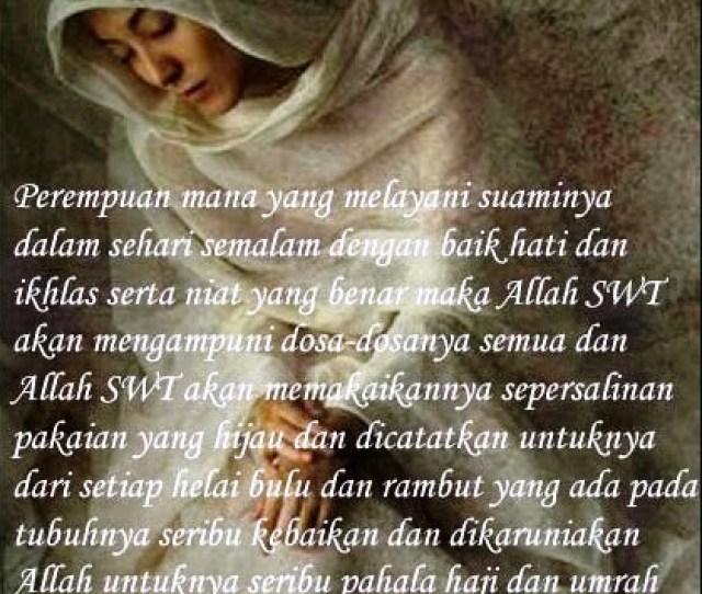 Kata Bijak Islami Untuk Suami Yg Egois Ragam Muslim