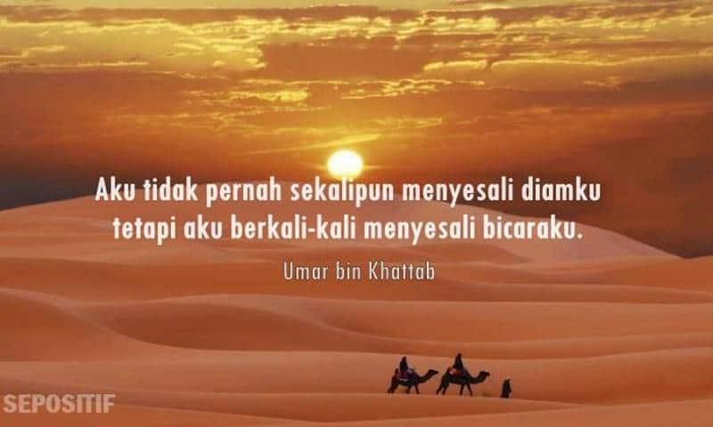 Kata Mutiara Islam Para Sahabat Nabi – Ragam Muslim