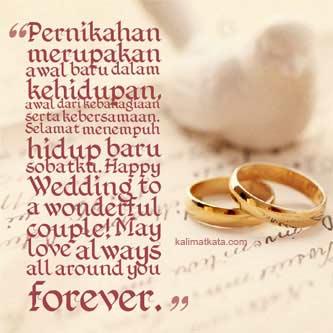 Kata Mutiara Anniversary Pernikahan Islam Ragam Muslim