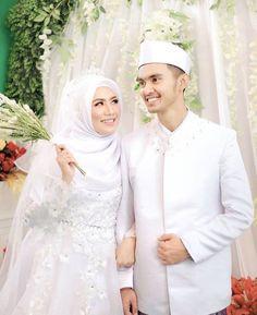 Baju Pengantin Muslimah Simple Tapi Elegan Inspirational 984 Best Malay Wedding Images In 2019