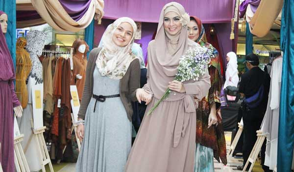 Baju Pengantin Muslimah Simple Tapi Elegan Luxury This is Me Fashion Chapter 3 Muslimah In Fashion Retro