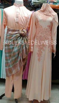 Baju Pengantin Muslimah Simple Tapi Elegan Unique 16 Best Gaun Pengantin Muslimah Malaysia Images