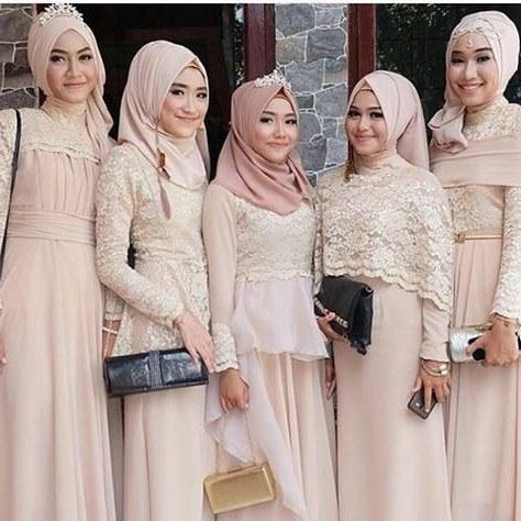 Bentuk Baju Pengantin Kebaya Muslim Rldj List Of Gaun Kebaya Muslim Modern Pictures and Gaun Kebaya