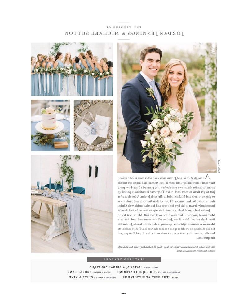 Bentuk Baju Pengantin Muslimah Modern 2014 87dx Real Weddings Featured In Brides Of north Texas