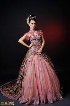 Bentuk Baju Selayar Pengantin Muslim Drdp Fitriana Khairiyah Chiko On Pinterest