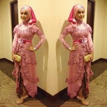Bentuk Busana Pengantin Muslim, Busana Pengantin Muslimah S1du Model Baju Pengantin Muslim Baju Pengantin Muslim Dan Model