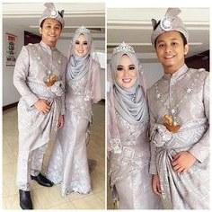 Bentuk Busana Pengantin Muslim, Busana Pengantin Muslimah Zwd9 224 Best songket Fashion Images In 2019