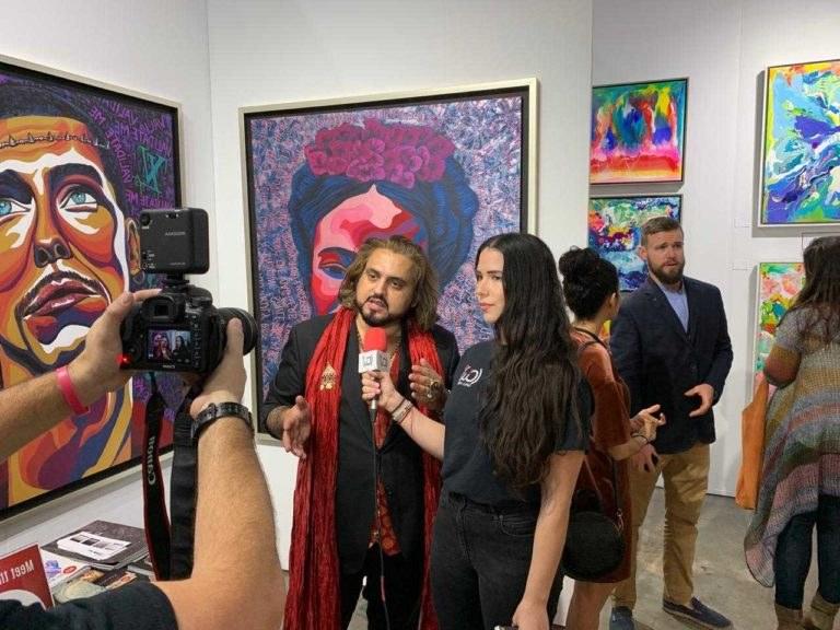 Bentuk Gambar Baju Pengantin Muslim U3dh Red Dot Miami – Dec 2018 – Gailani Art