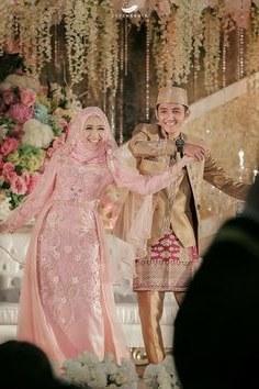 Bentuk Gaun Kebaya Pengantin Muslim Drdp 1921 Gambar Shabby Chic theme Wedding Terbaik Di 2019