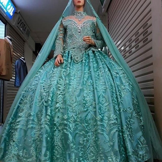 Bentuk Gaun Kebaya Pengantin Muslim Gdd0 Pab Hashtag On Instagram S and Videos Picnano
