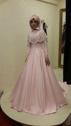 Bentuk Gaun Pengantin Korea Muslim Wddj 781 Best Beautiful Muslim Dresses Images