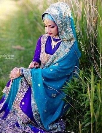 Bentuk Gaun Pengantin Muslim Ala India Jxdu List Of Baju Pengantin India Muslim Image Results