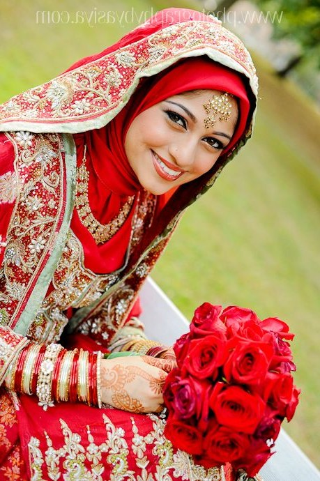 Bentuk Gaun Pengantin Muslim Ala India Whdr 180 Best Muslims Wedding Images