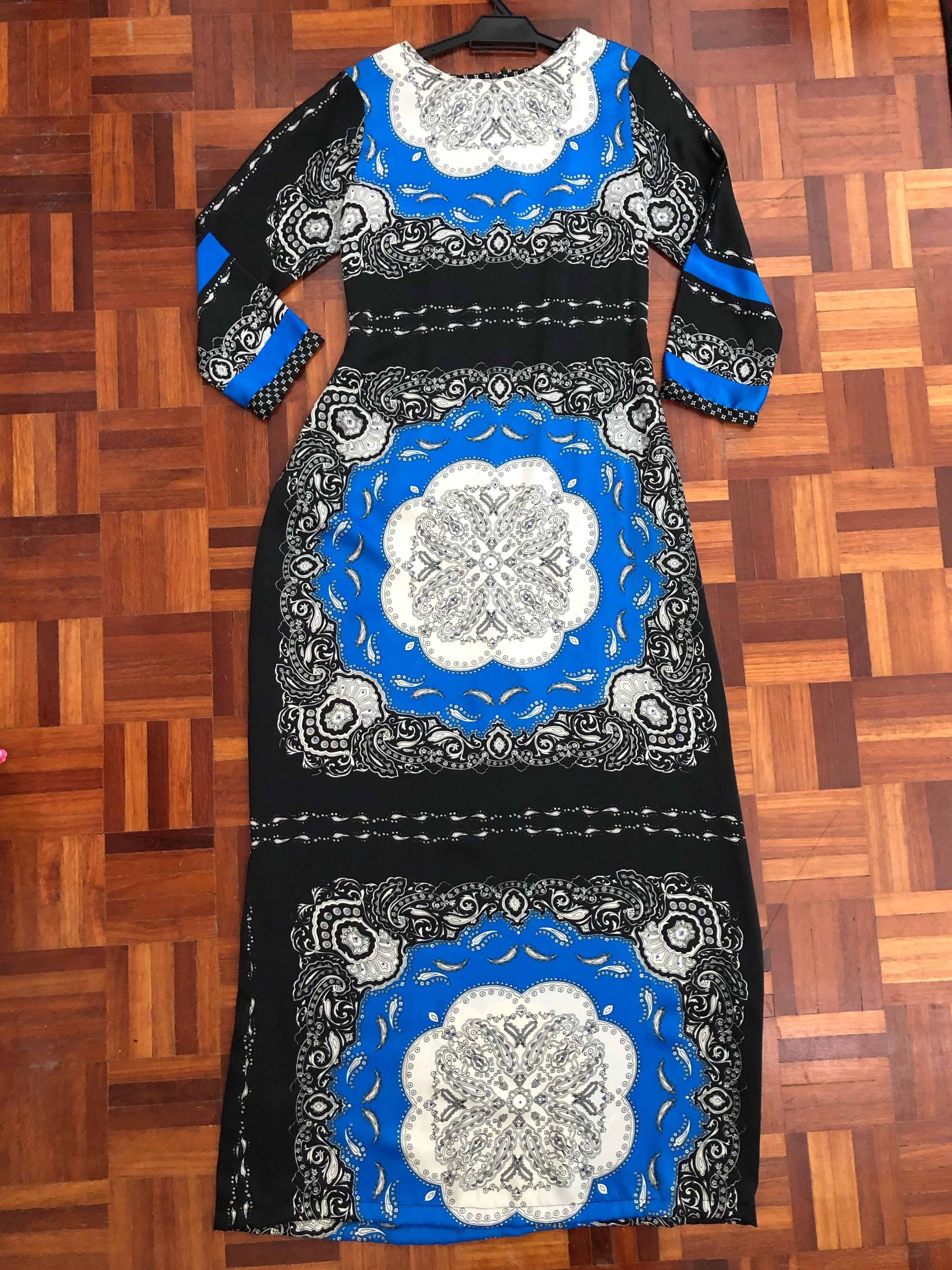 Bentuk Gaun Pengantin Muslim Terbaru S5d8 Dress