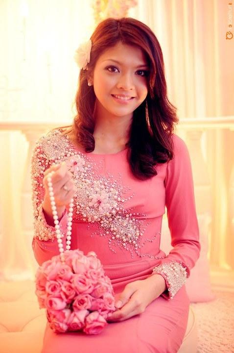 Bentuk Gaun Pengantin Muslimah Ala Princess 3ldq orked Dan Violet the Wedding Of Zahiril Adzim & Shera Ayob