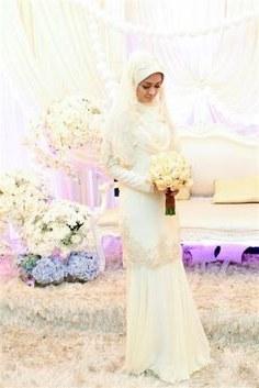 Bentuk Gaun Pengantin Muslimah Biru Muda O2d5 8 Best islamic Dress Images