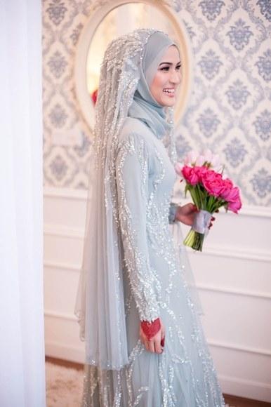 Bentuk Gaun Pernikahan Muslimah Elegan Ffdn 27 Gaun Pernikahan Simple Tapi Elegan Konsep Terkini